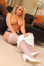 Melissa D Nude Big Boobs Blonde Babe - Picture 14