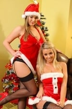 Jodie Gasson And Melissa D As Sexy Santas - Picture 3