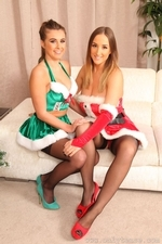 Stacey P And Sarah Looking Amazing For Christmas - Picture 5
