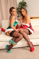 Stacey P And Sarah Looking Amazing For Christmas - Picture 9