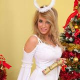 """Sexy Jodie Piper our Christmas Angel"""